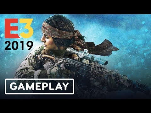 11 Minutes of Sniper Ghost Warrior Contracts Gameplay & Developer Commentary – IGN LIVE | E3 2019