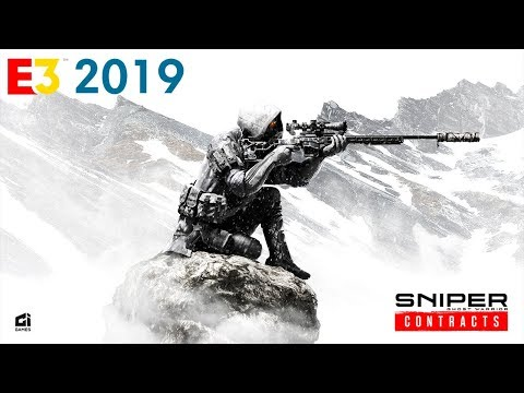 [E3 2019] – CI GAMES ANUNCIA SNIPER GHOST WARRIOR CONTRACTS