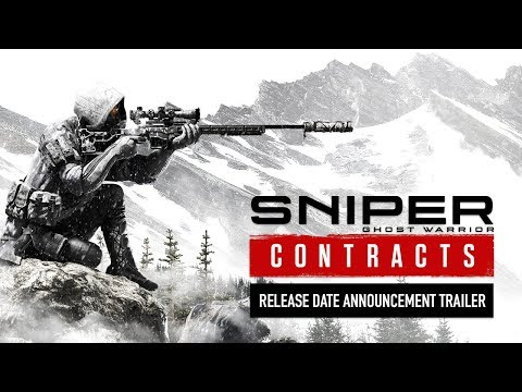 Sniper Ghost Warrior Contracts – Release Date Announcement Trailer