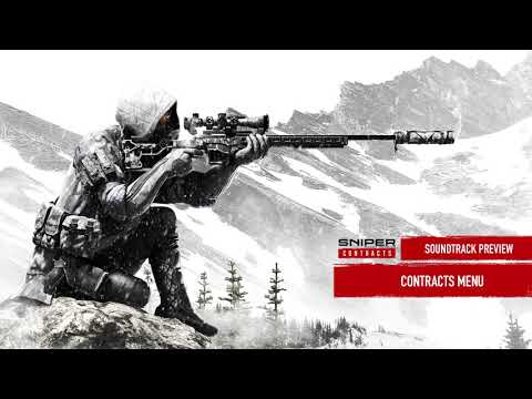 Sniper Ghost Warrior Contracts – Soundtrack Preview – Contracts Menu