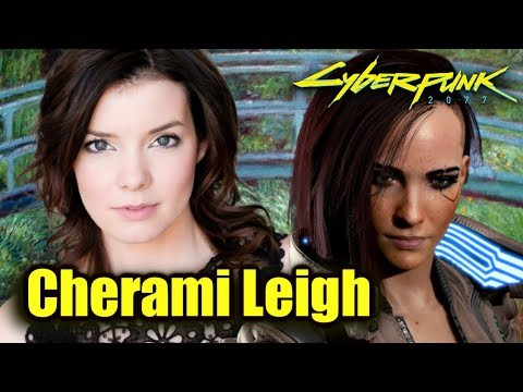 Cyberpunk 2077 Lore Cherami Leigh Voice of V