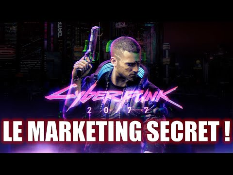 CYBERPUNK 2077: LE MARKETING SECRET – NOUVELLES RÉVÉLATIONS SUR LE LORE