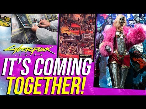 Cyberpunk 2077 News – The Valentinos, Collectors Edition Details & Photo Mode Tease?