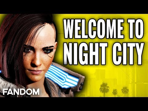 """The Worst Place to live in America"" – Welcome to Night City [Cyberpunk 2077]"