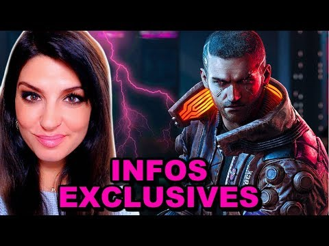 Cyberpunk 2077 mes infos exclusives (boss, combats, gameplay…) 😎