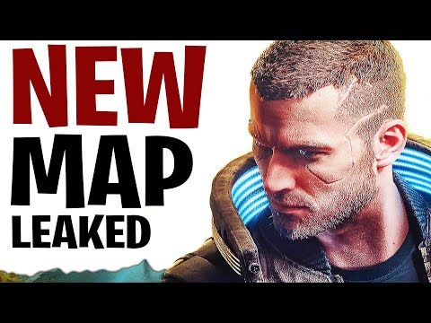 Cyberpunk 2077 – NEW MAP GOT LEAKED & Its Not Small