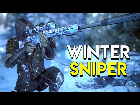 Winter Sniper! – Sniper Ghost Warrior Contracts