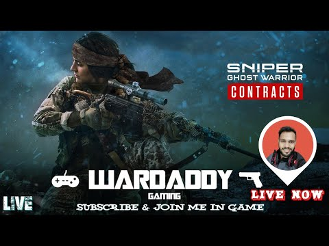 CI Games Sniper Ghost Warrior Contracts ULTRA HD GAMEPLAY