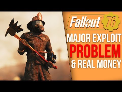 Fallout 76 News – New Exploit Leads to Major Problems, 76 is Becoming Metro, Curious Unbans
