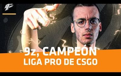 9Z Team, Campeón de la Liga Pro Sur de Counter-Strike: Global Offensive – Player One