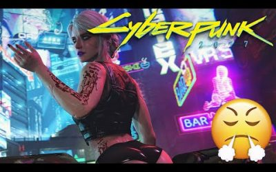 Is this GOOD or BAD news for CYBERPUNK 2077? What do YOU THINK?