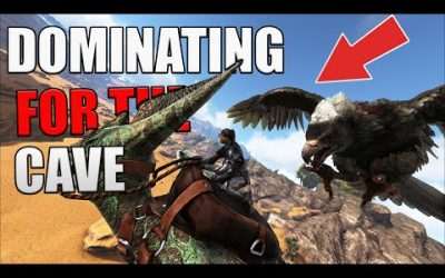 My HARDEST Start In My 8000 HOURS Of ARK…  MTS Chapter 2 – EP 1