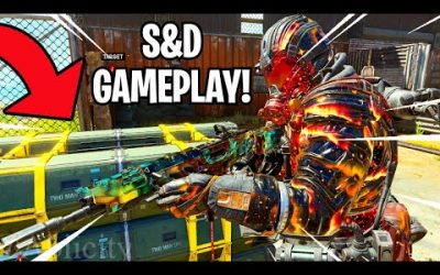 I Tried Playing Search & Destroy On Black Ops 4.. 😯 (COD BO4) – Black Ops 4 Year 2