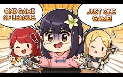 JUST ONE GAME! – League of Legends with Ryan Higa, Natsumiii & Yozu