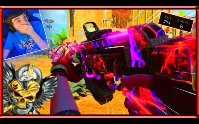 I MADE THE MOST POWERFUL AUGER CLASS… Black Ops 4