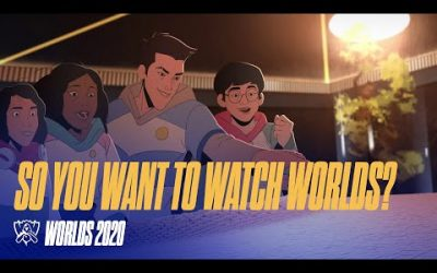 So you want to watch Worlds? | Worlds 2020 – League of Legends