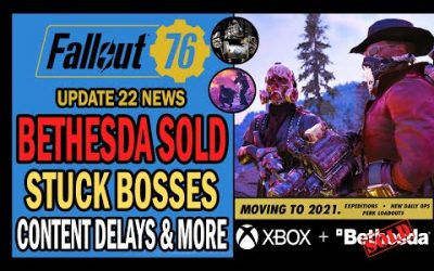 Fallout 76 News – Microsoft Bought Bethesda, Mischief Canceled, TOS Details, Stuck Bosses & More