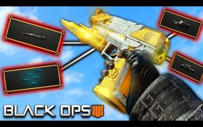 Using EVERY OPERATOR MOD in Black Ops 4 / Ghosts619
