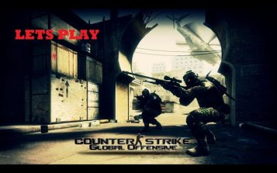 Counter Strike Global Offensive GAMEPLAY !