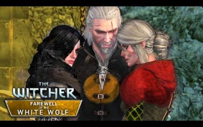The Witcher: Farewell of the White Wolf – Geralt and Yennefer's Wedding | Full Walkthrough