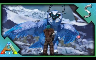 SEARCHING THE ARCTIC FOR MY FAVORITE FLYER! – ARK Survival Evolved [E40]