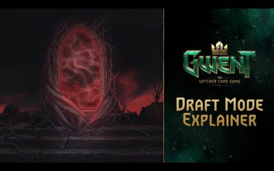 GWENT: THE WITCHER CARD GAME | Draft Mode Explainer
