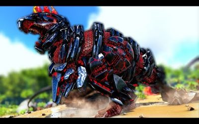 This BEAST of A Dodorex May have Caused the Dinosaur EXTINCTION! | ARK MEGA Modded Annunaki #44
