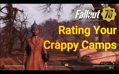 Fallout 76 Camps That Make You Want to Become A Thief