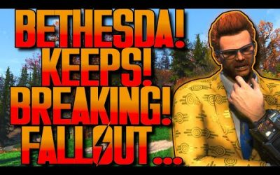 FALLOUT 76 | BETHESDA DID IT AGAIN… | *Beware!* | NEW BUG! | Loot Problems! | Ban Wave!